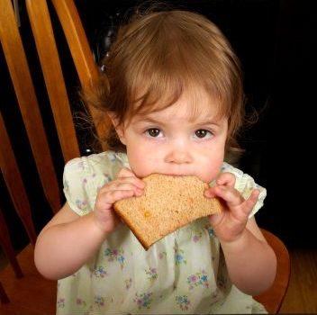 gluten w diecie dziecka