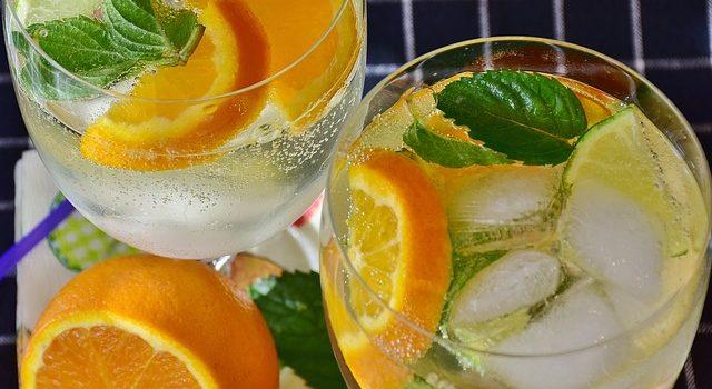 co jeść i pić w trakcie upałów